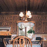 old kitchen photo