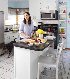 Tour My Kitchen with Melissa Haberman