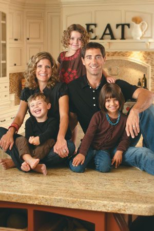 Tour My Kitchen with Carey and Grove Hunt