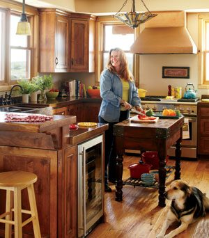 Tour My Kitchen with Lynette Sonne