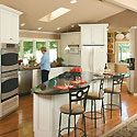 Tour My Kitchen with Dan and Carol Wilson Photo