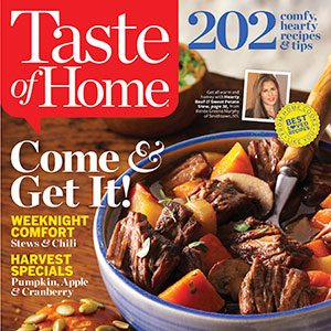 Recipes by Magazine