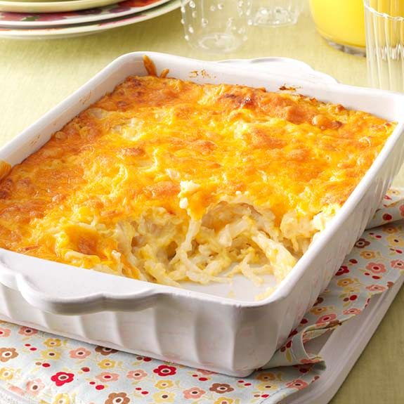 Cheesy Potato Bake Recipe: Easter Dinner Classics