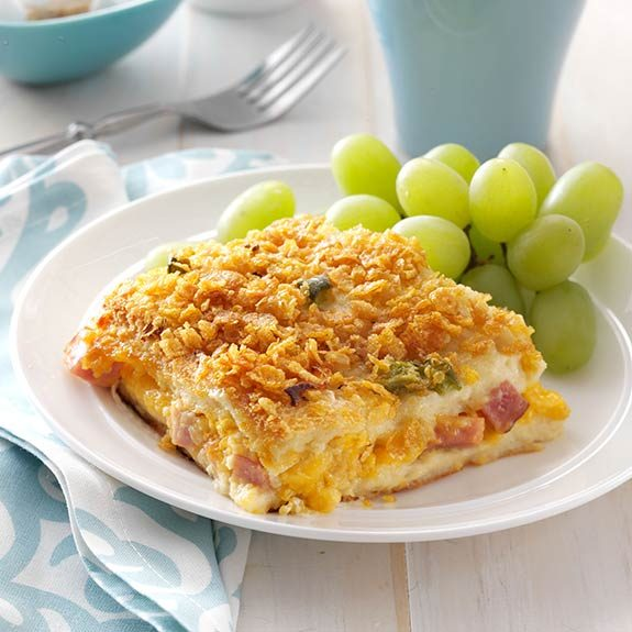 Ham & Cheese Recipes