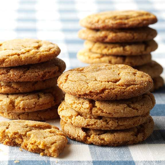 Molasses Cookies & More