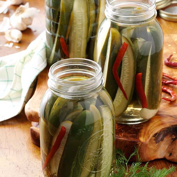 22 Pickled Recipes