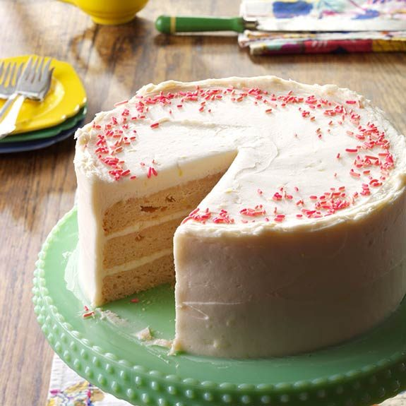 Pink Lemonade Stand Cake + More Desserts