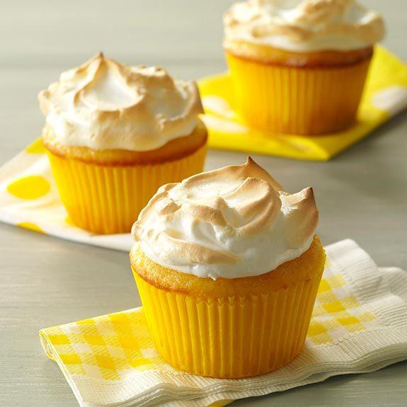 Lemon Meringue Pie-Inspired Recipes