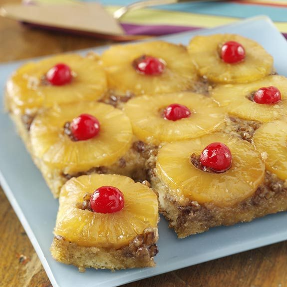 Pineapple Cake & More Upside-Down Desserts