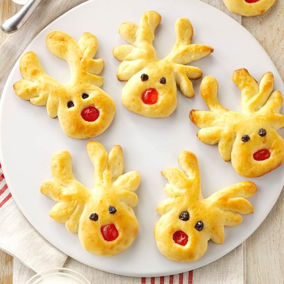Reindeer-Shaped Recipes