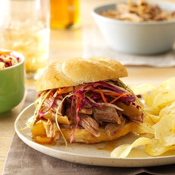 Slow Cooker Sandwich Recipes