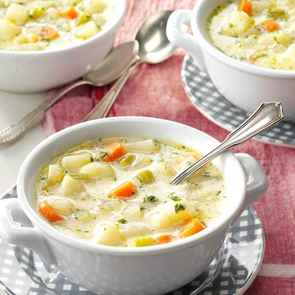 Slow-Cooked Soup Recipes