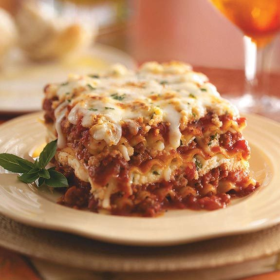 Top 10 Lasagna Recipes