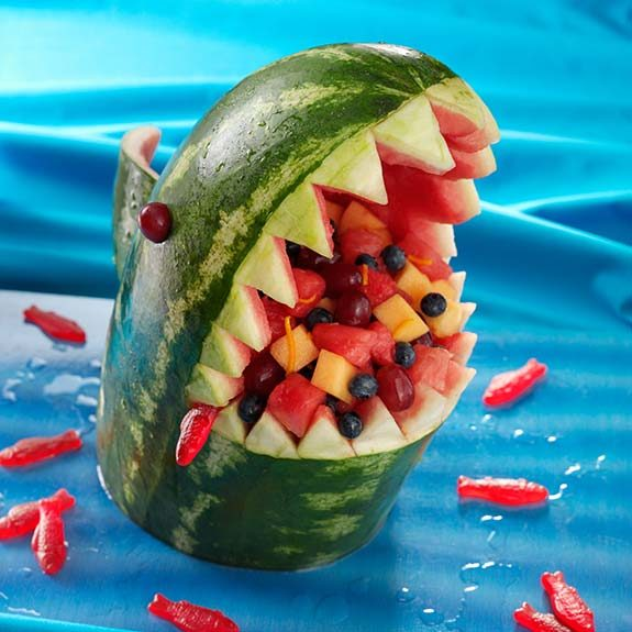 Watermelon Carving Ideas