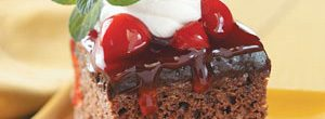 Light Desserts Newsletter