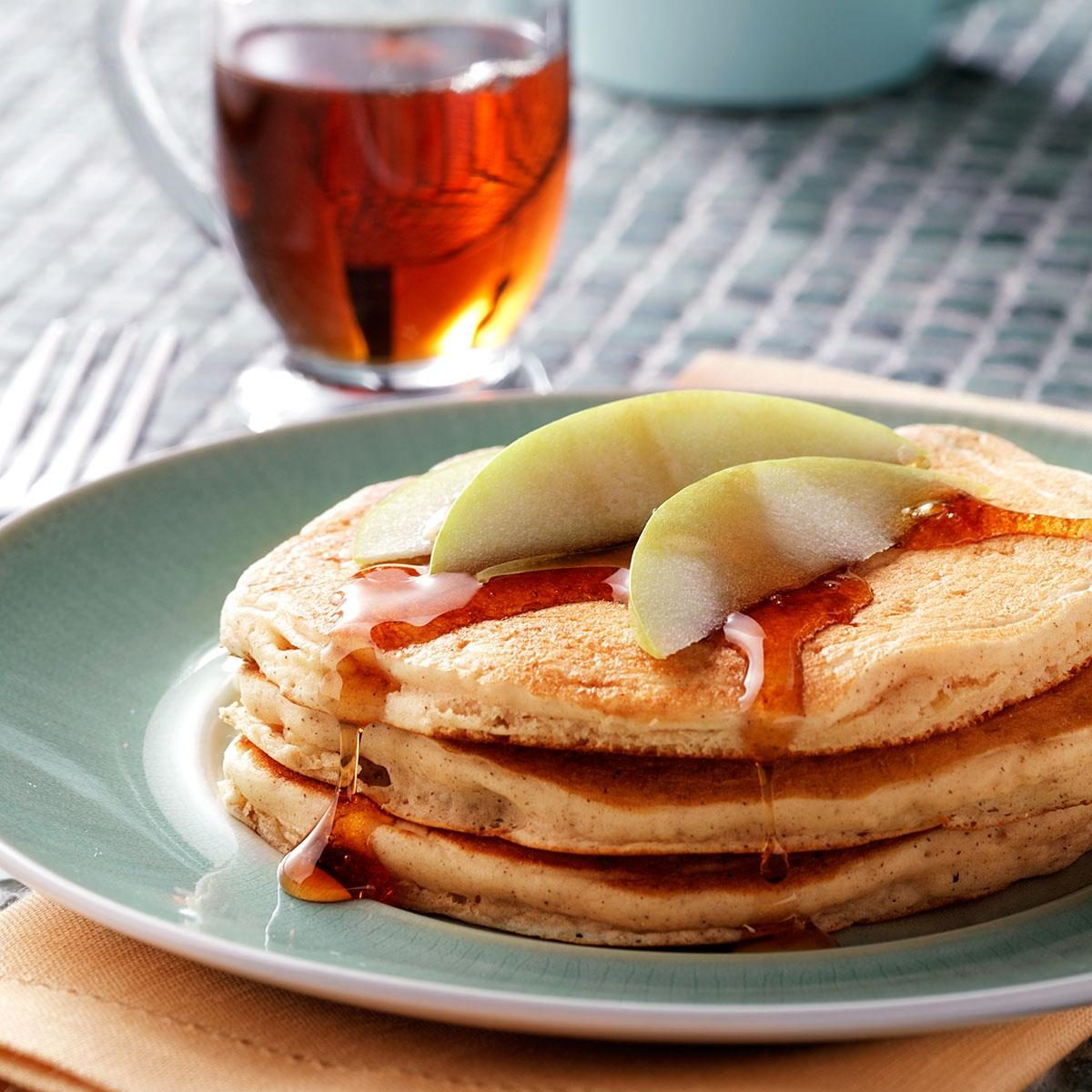 Apple Pancakes Recipe | Taste of Home