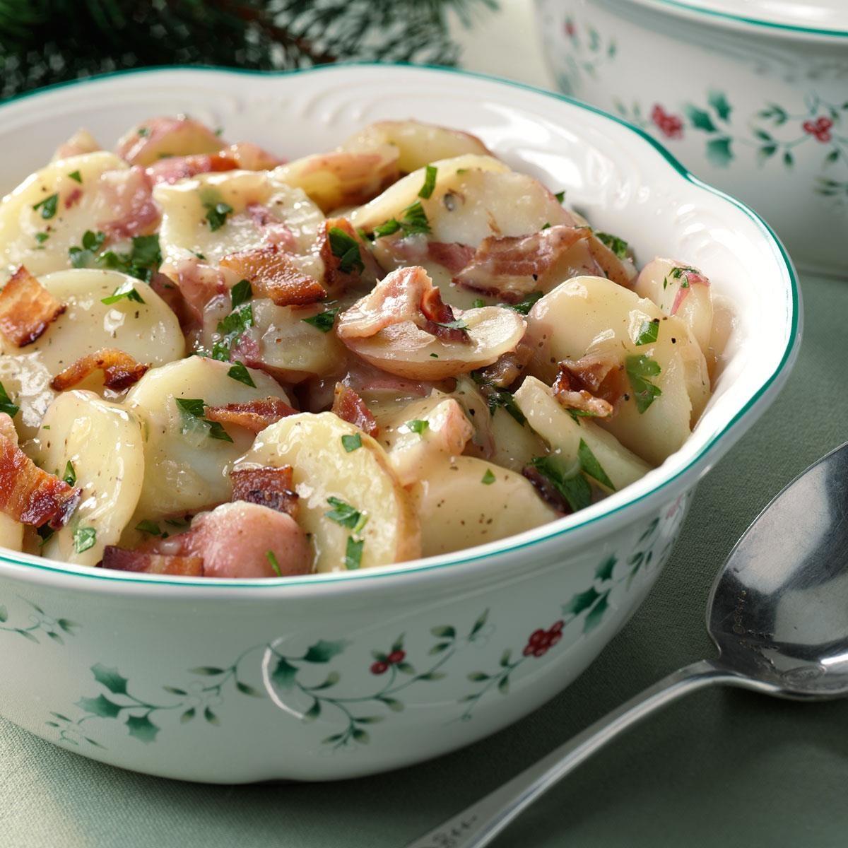 Authentic German Potato Cake Recipe