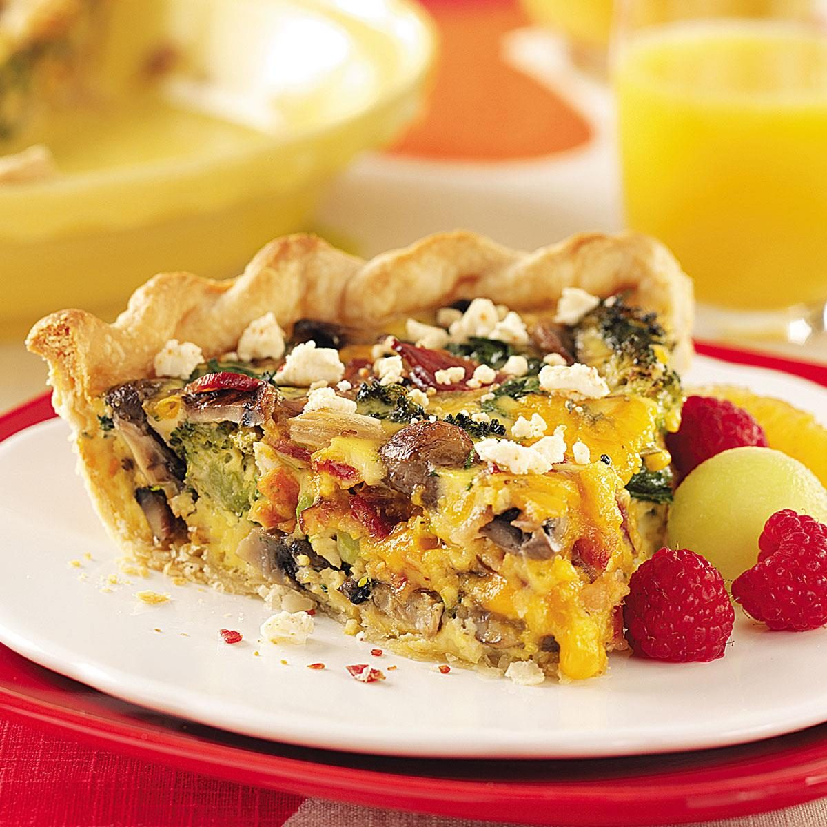 Quiche recipes easy with bacon