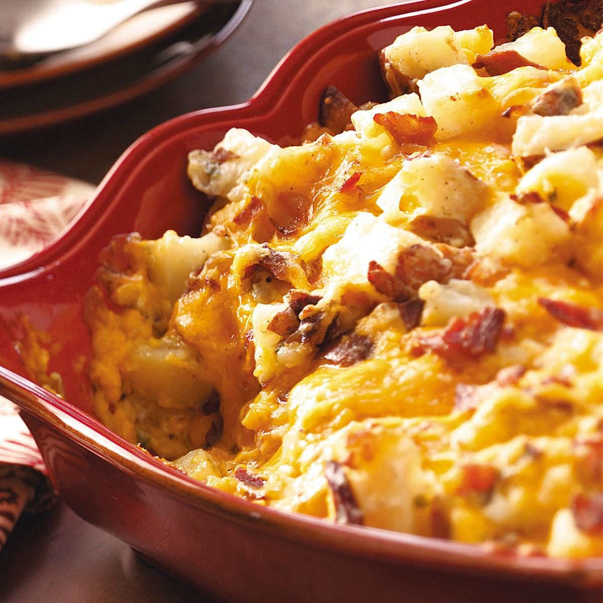 Baked Potato Casserole Recipe