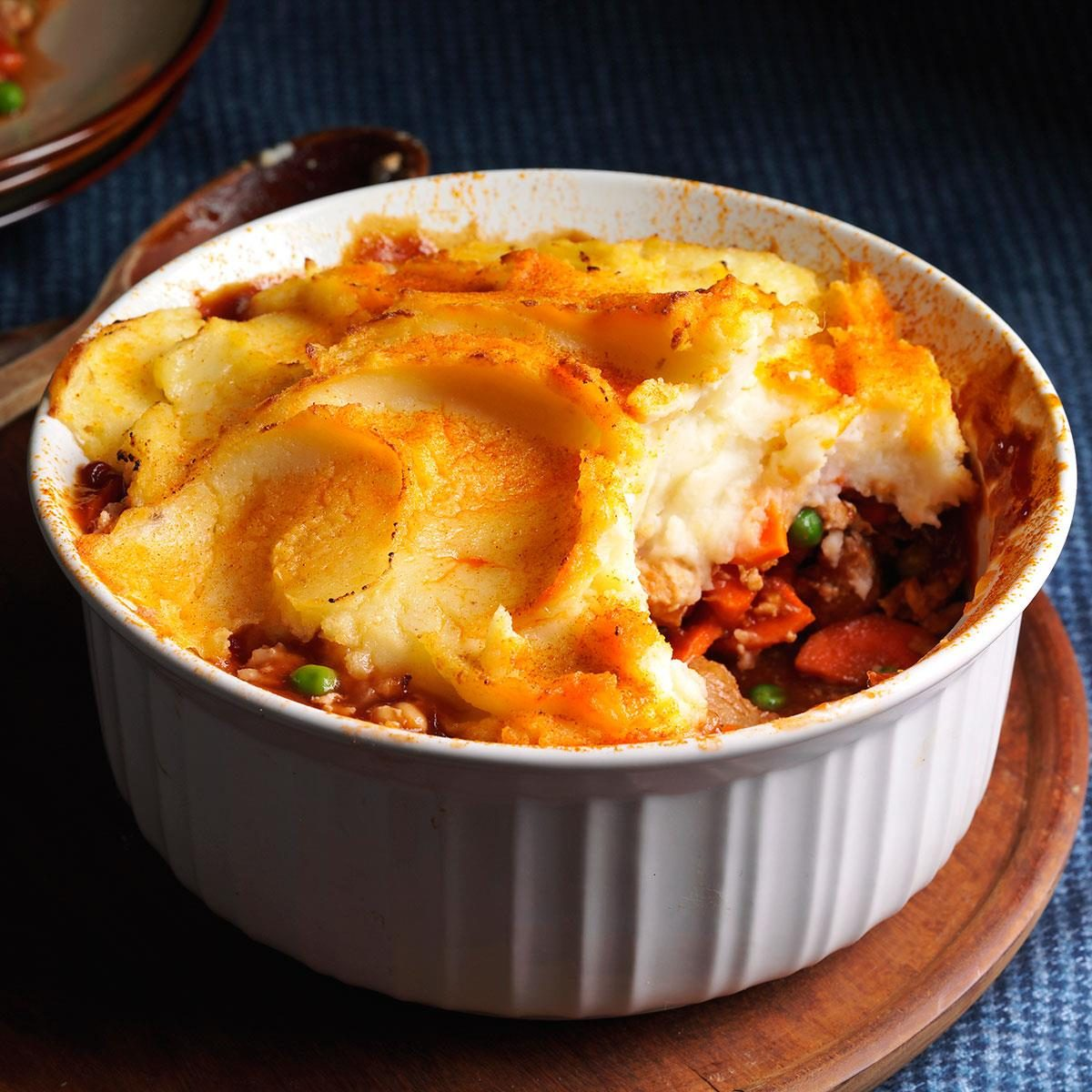 Barbecue Shepherd's Pie Recipe