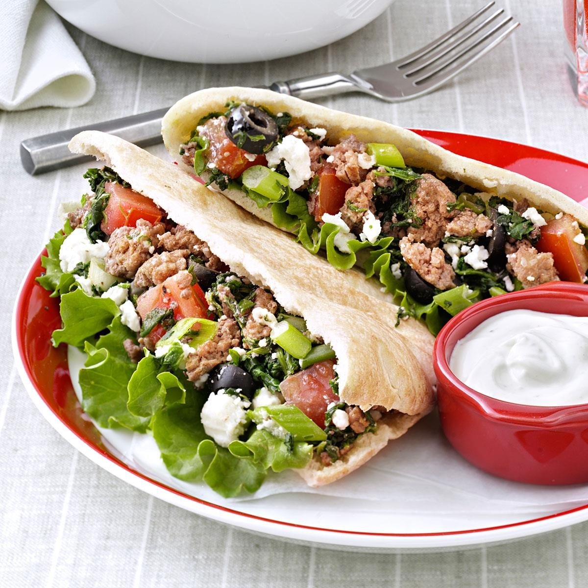 greek gyros recipe beef