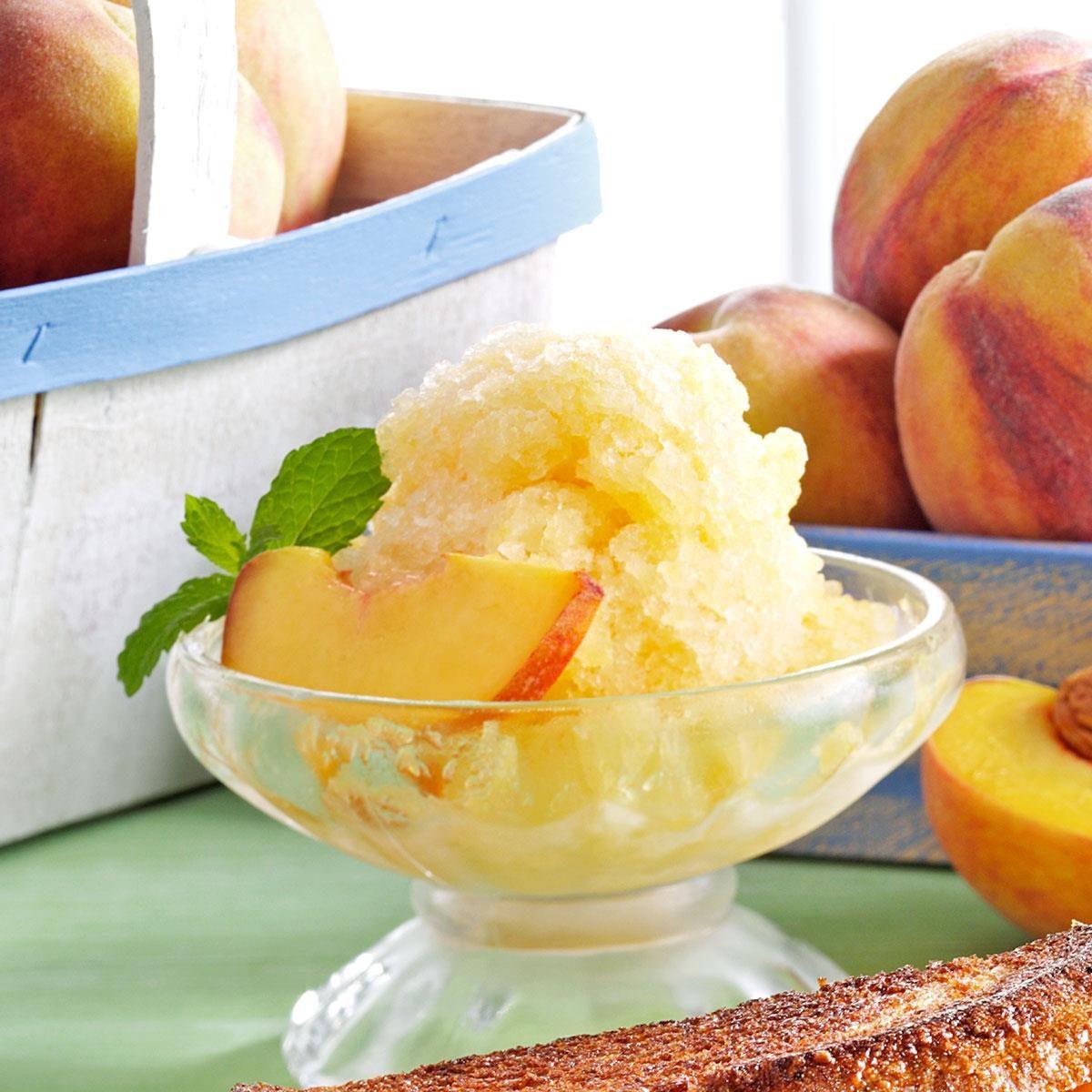 Bellini Ice Recipe