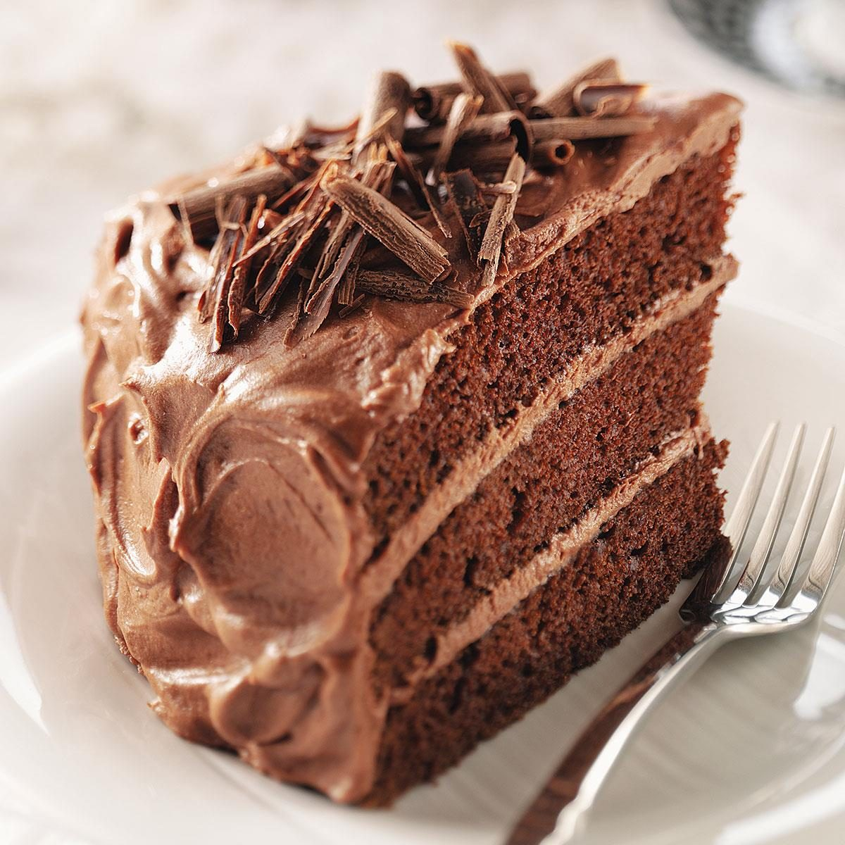 Bakery Style Chocolate Cake Recipe