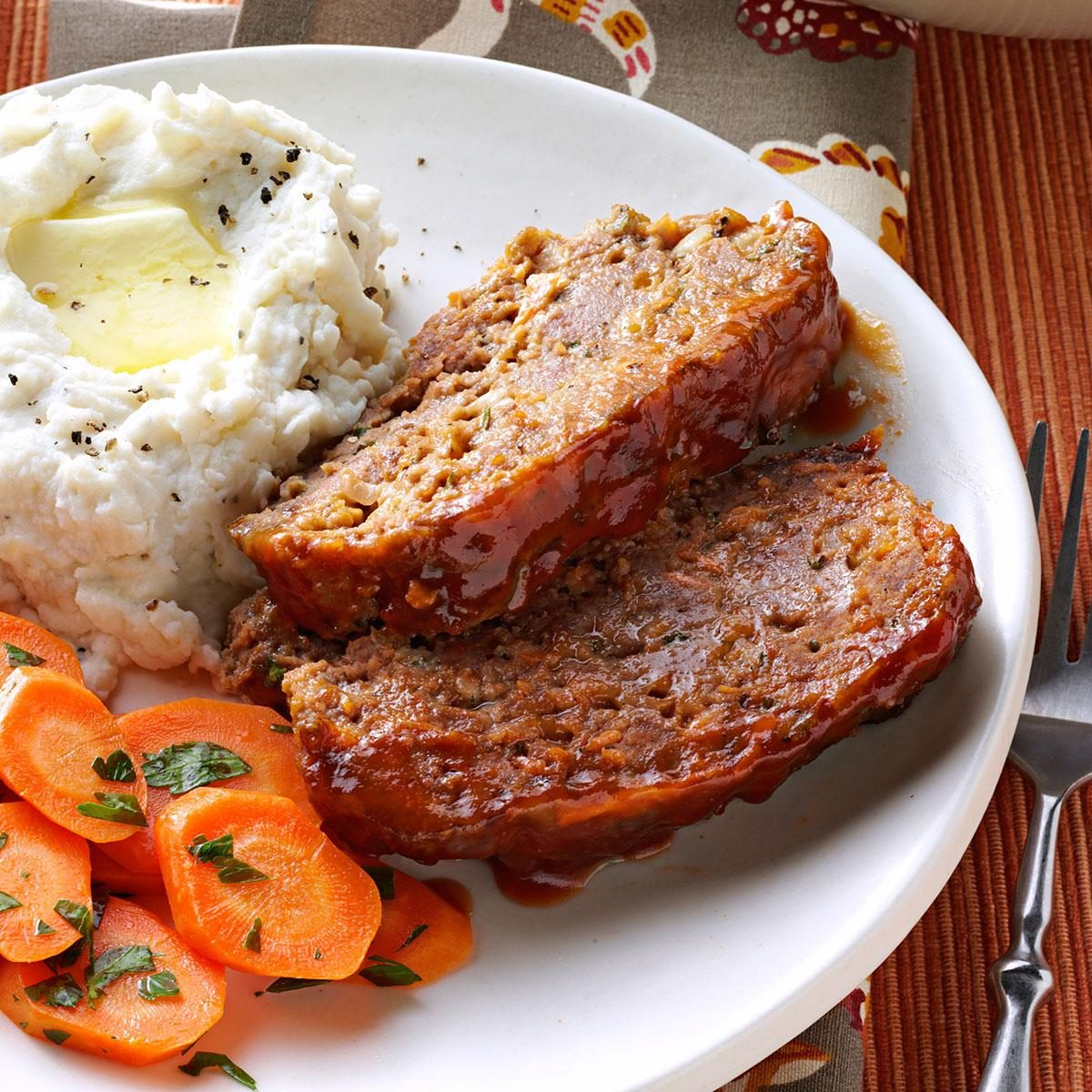 Best-Ever Meat Loaf Recipe | Taste of Home