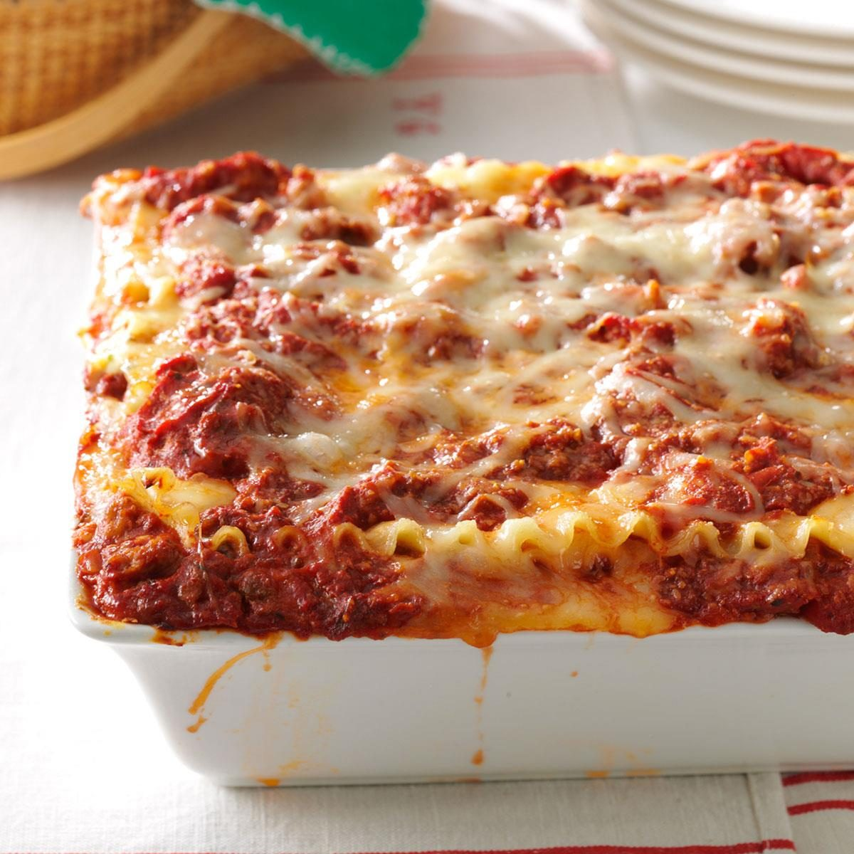 best cheese for lasagna