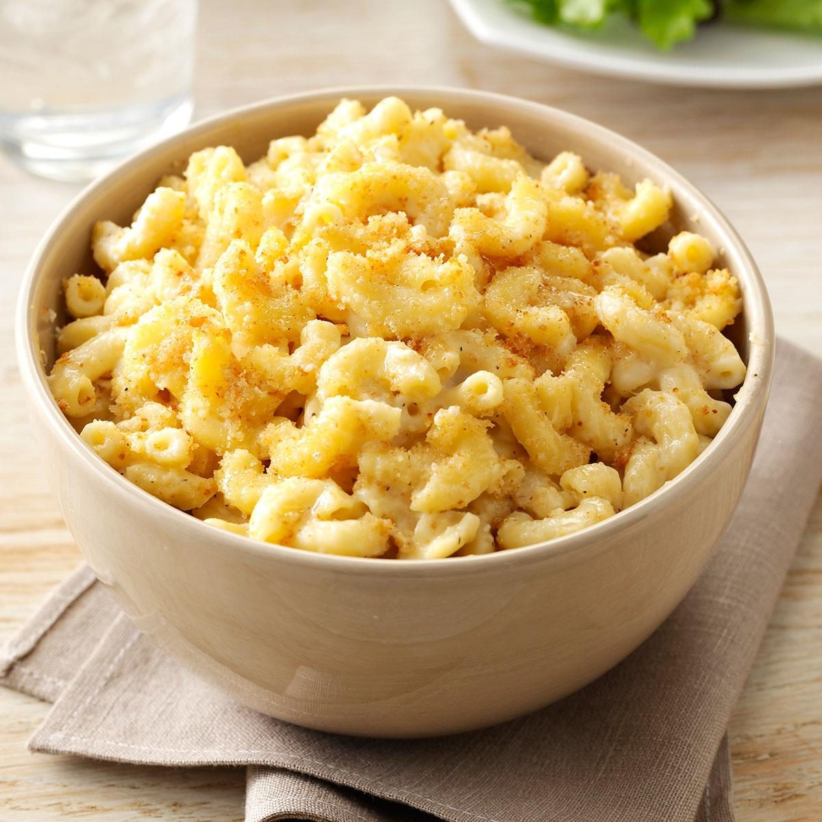 Bistro Mac & Cheese Recipe | Taste of Home