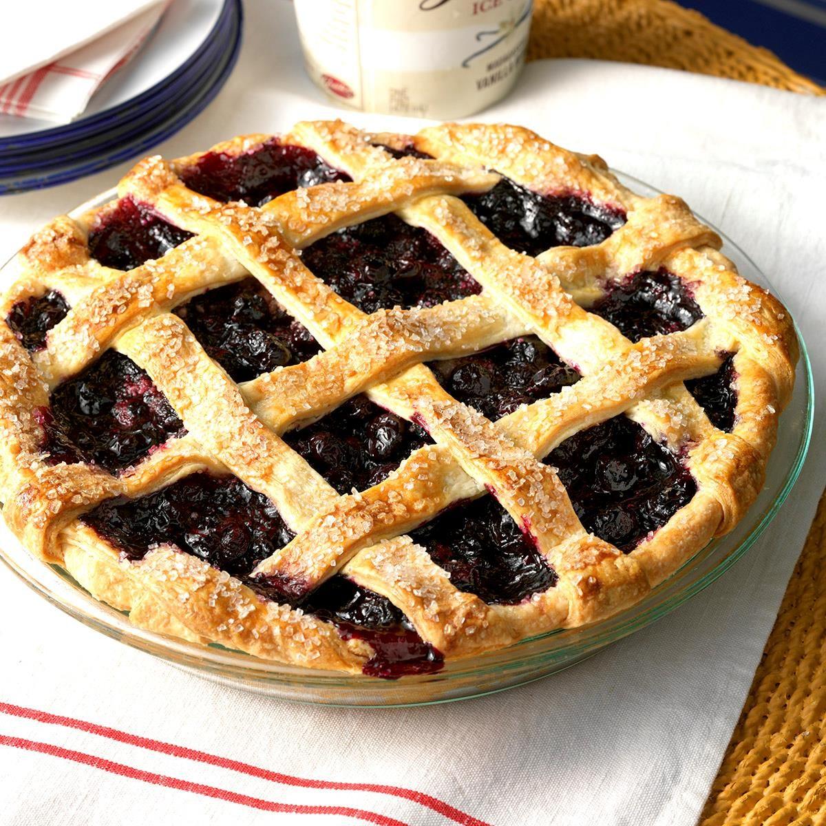 Custard Pie America Test Kitchen