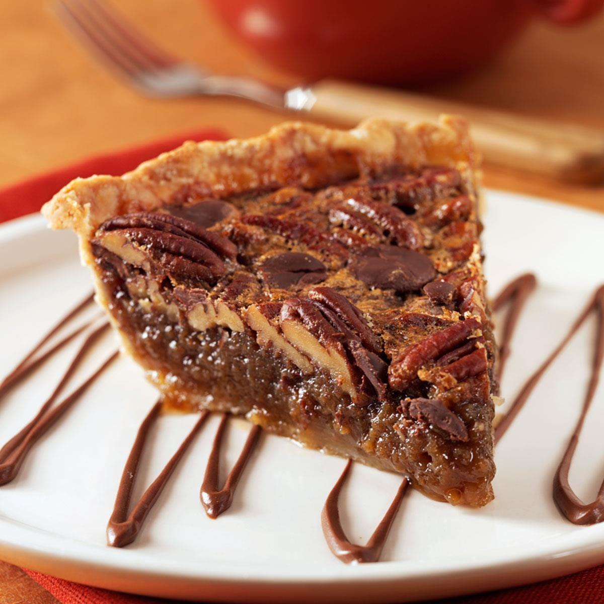 Pecan Pie Recipe: Bourbon Chocolate Pecan Pie Recipe