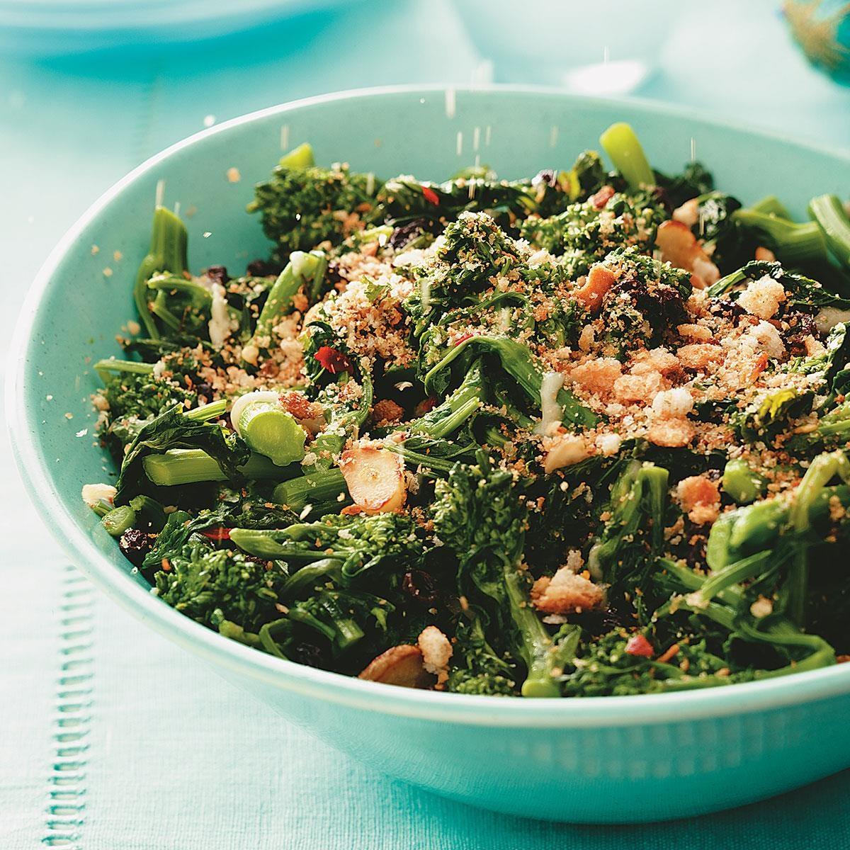 recipes broccoli rabe