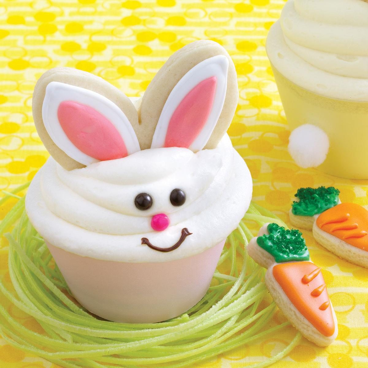 14 Easter Bunny-Shaped Recipes | Taste of Home