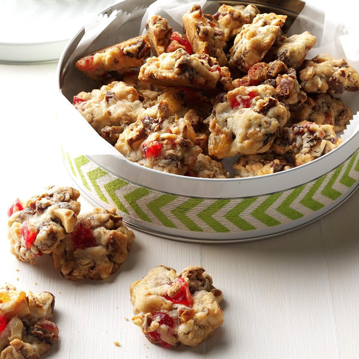 Candied Fruit Cookies Recipe