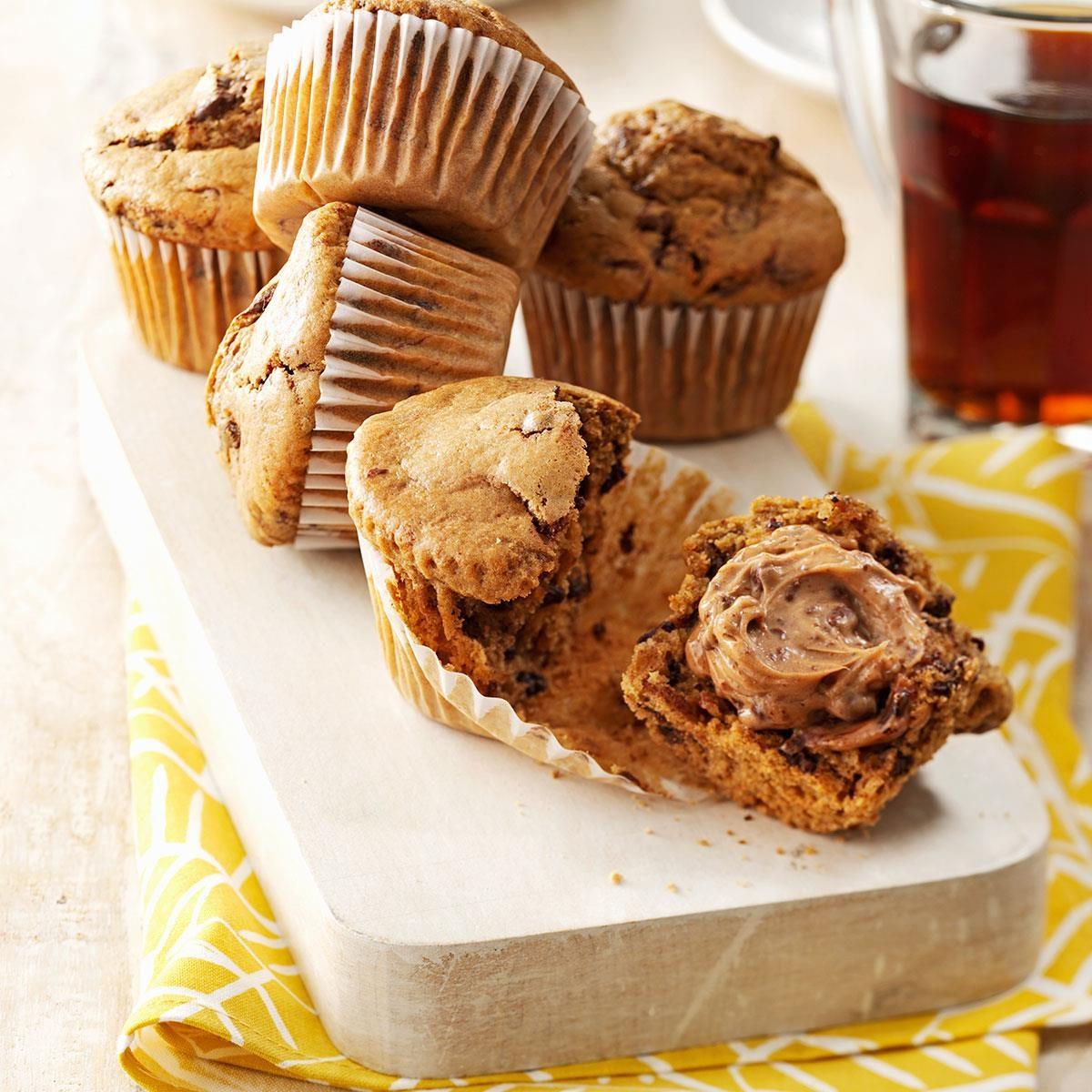 Cappuccino Muffins Recipe | Taste of Home