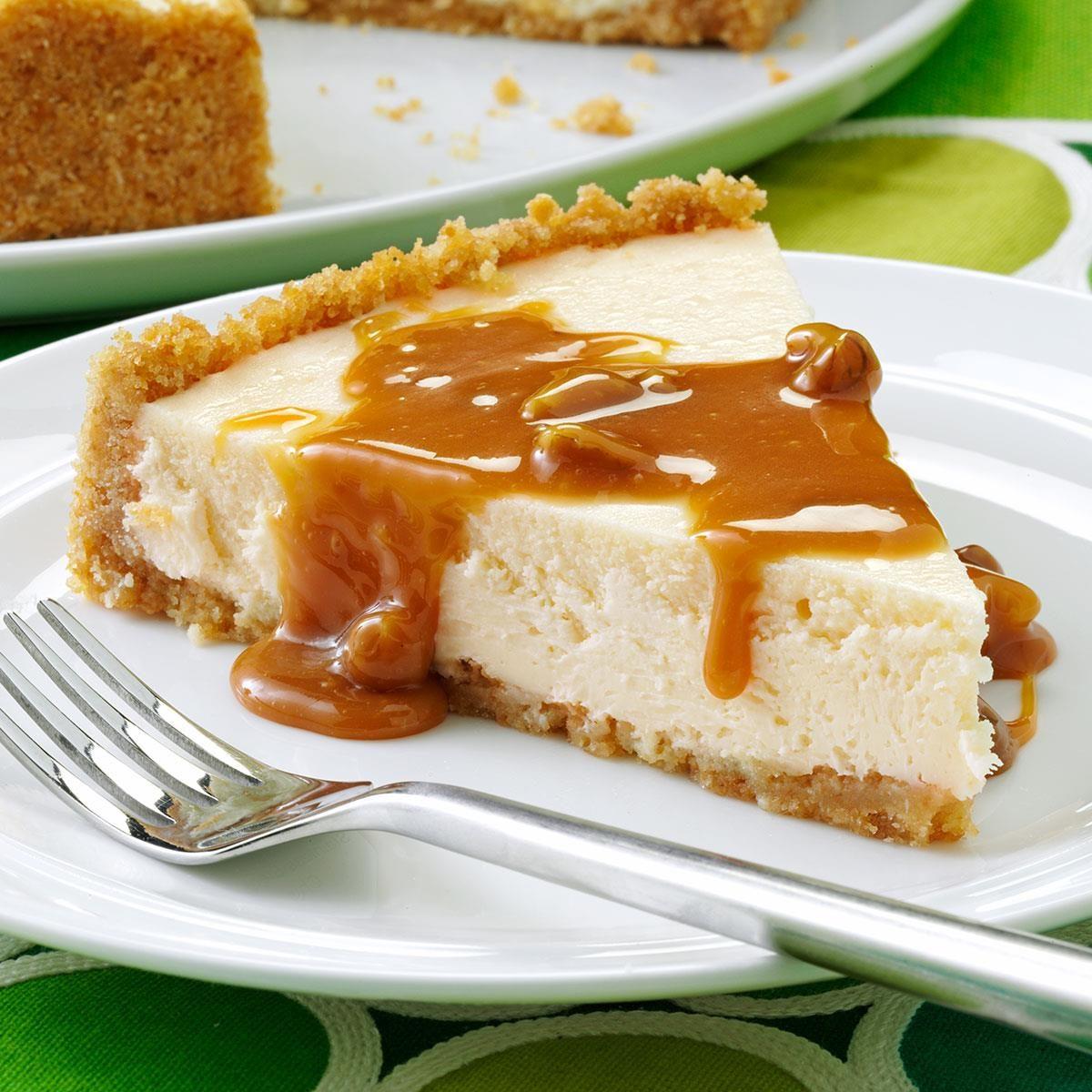 Caramel Cheesecake Recipe