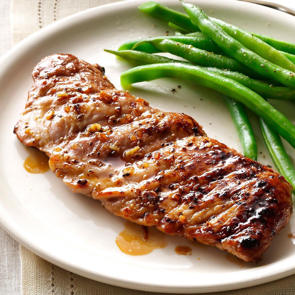 Simple Pork Tenderloin Recipe: Caramelized Pork Tenderloin Recipe