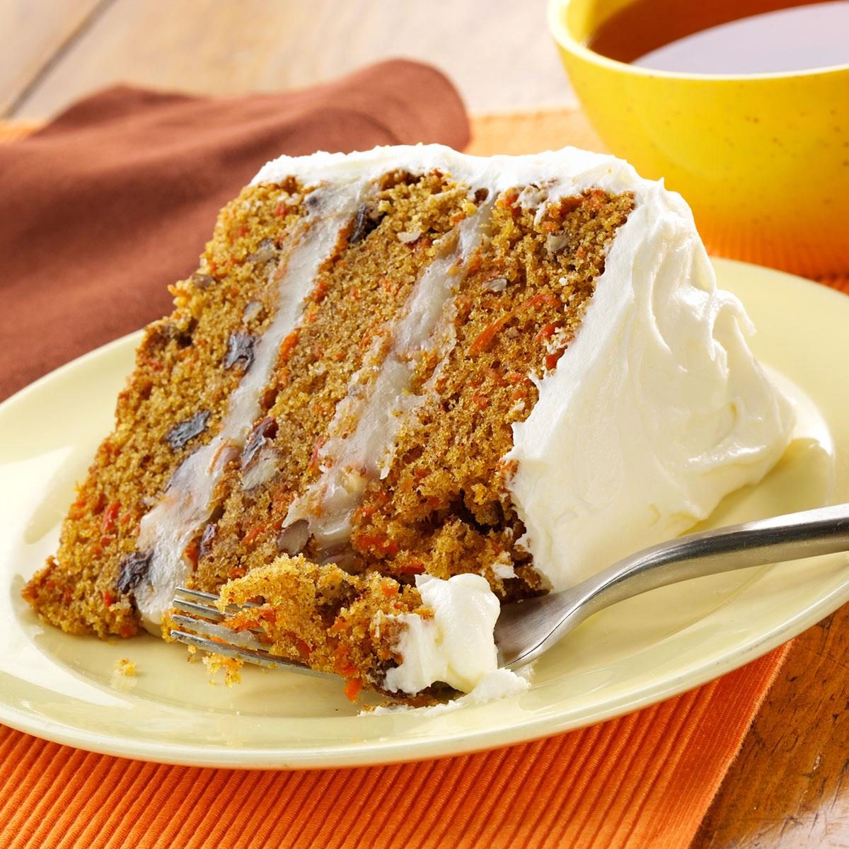Best Sweet Potato Layer Cake Recipe