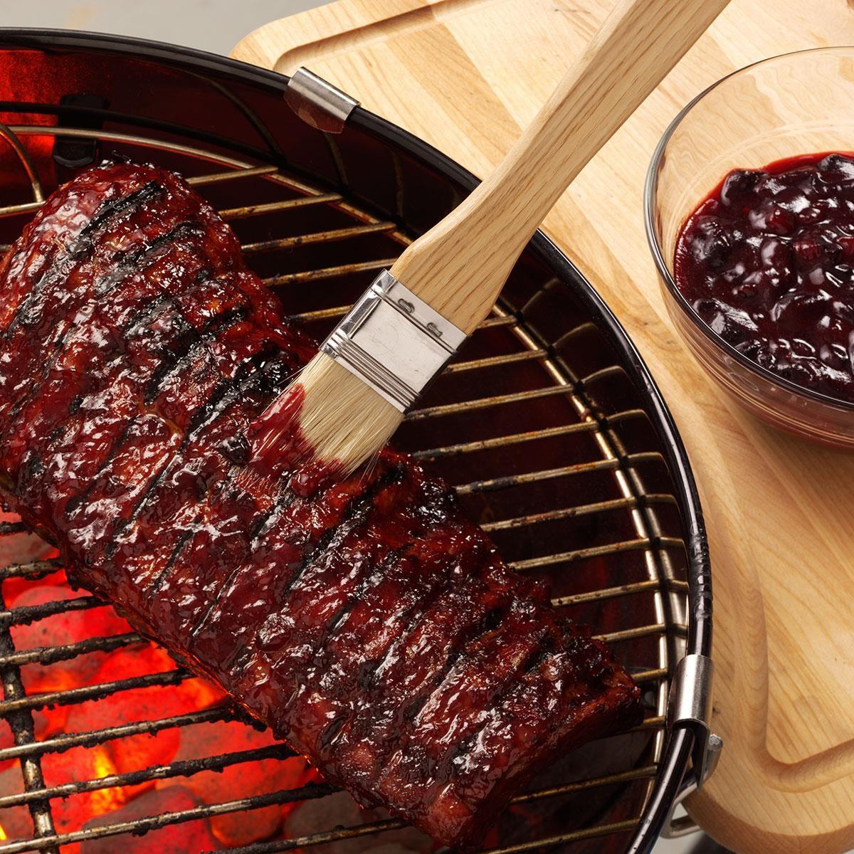 Cherry Barbecue Sauce Recipe | Taste of Home