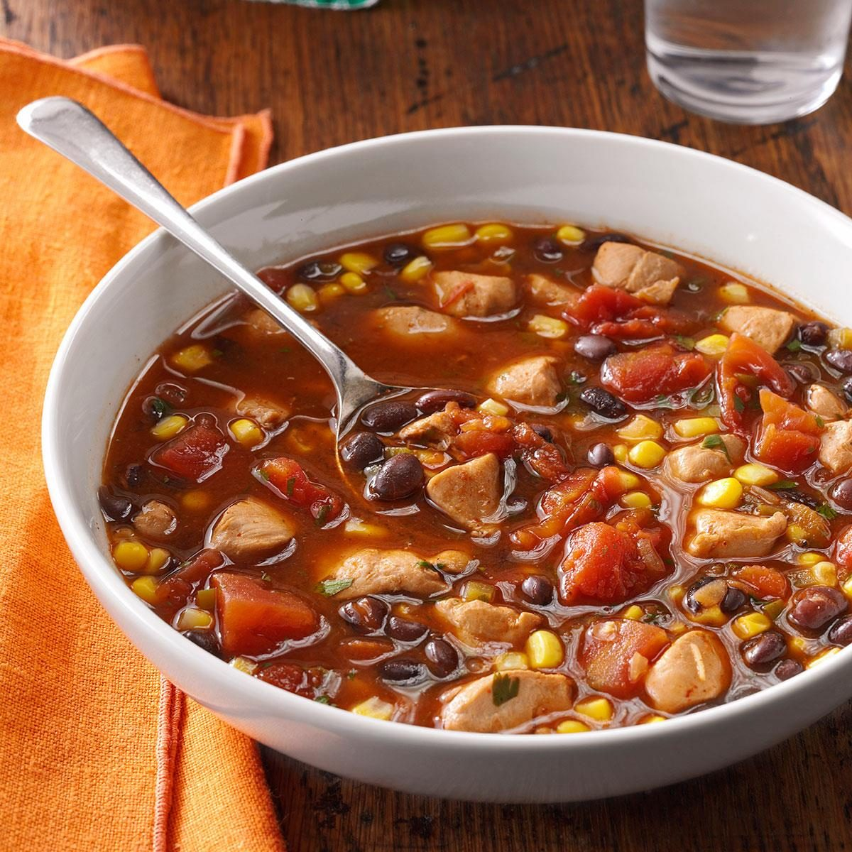 Black Bean Soup   Kitchen