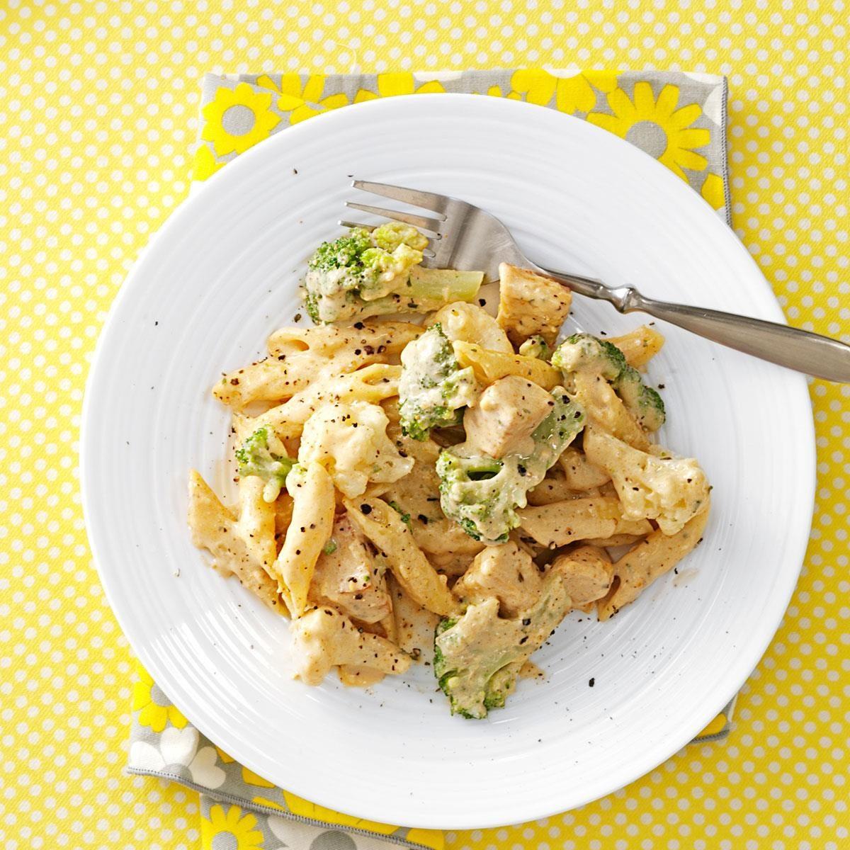 Penne alfredo recipes easy