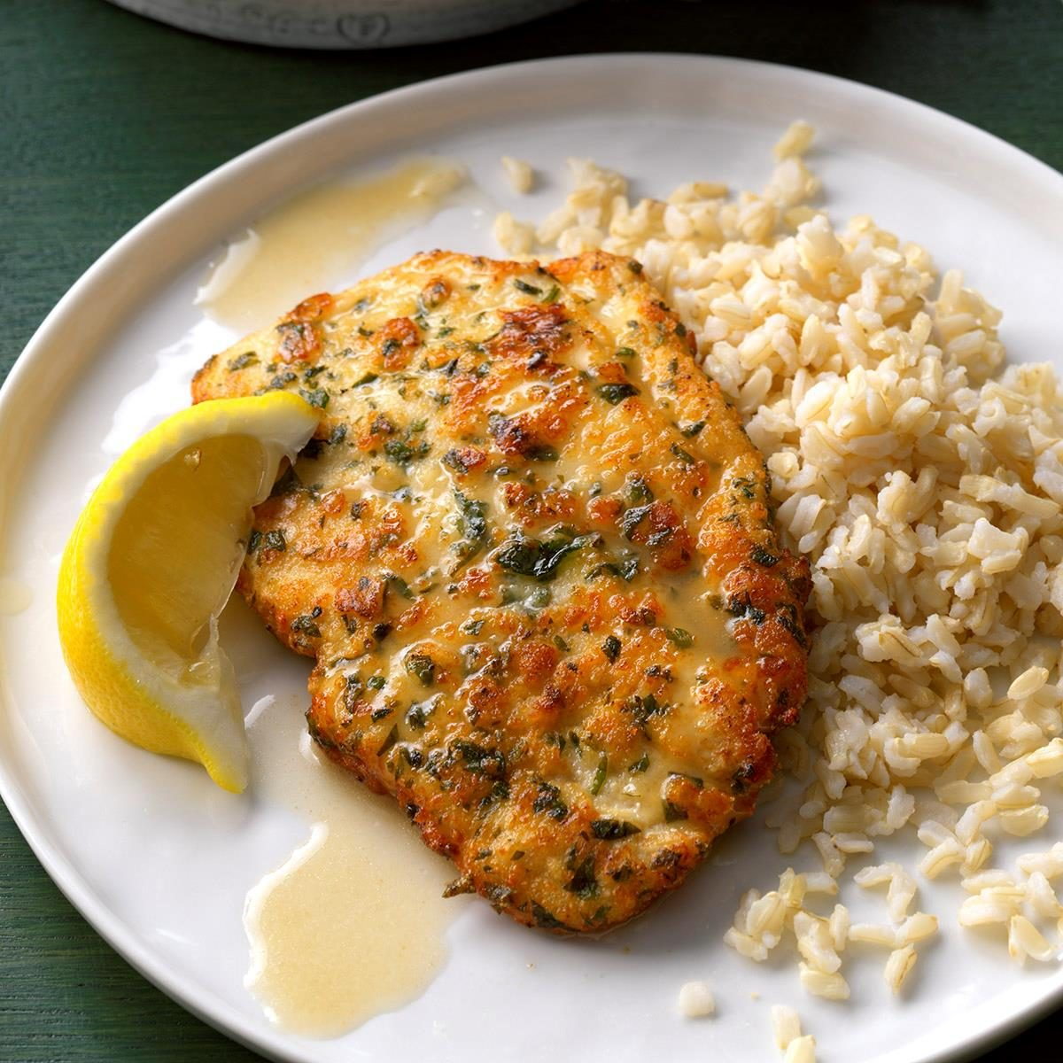Chicken Piccata With Lemon Sauce Recipe