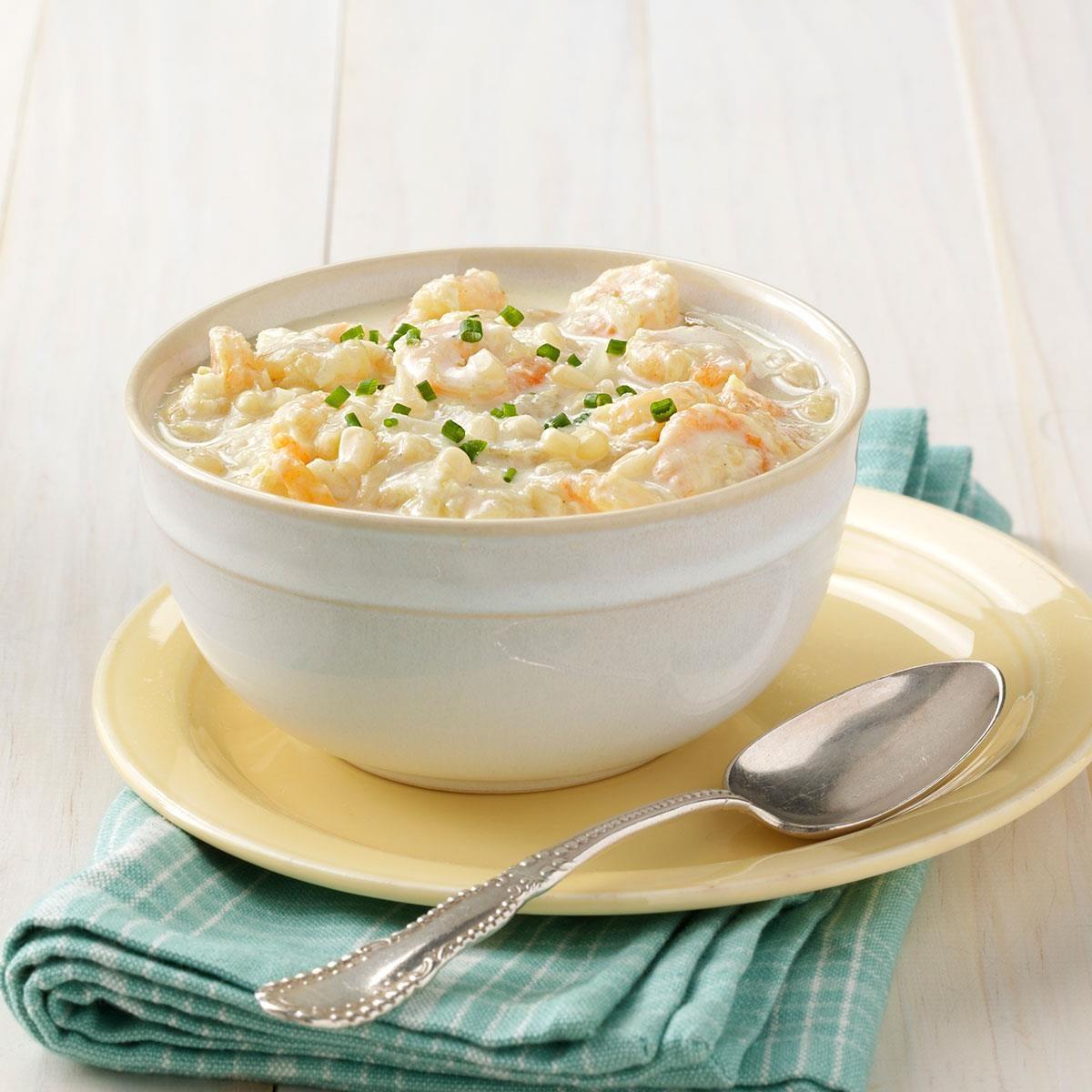 recipe: corn and shrimp soup recipe easy [17]