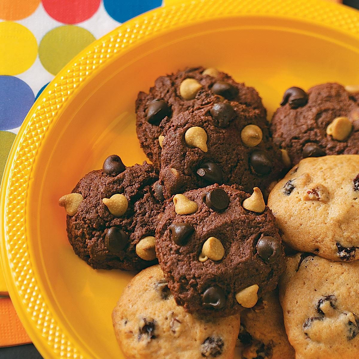 Cakes and cookie recipes