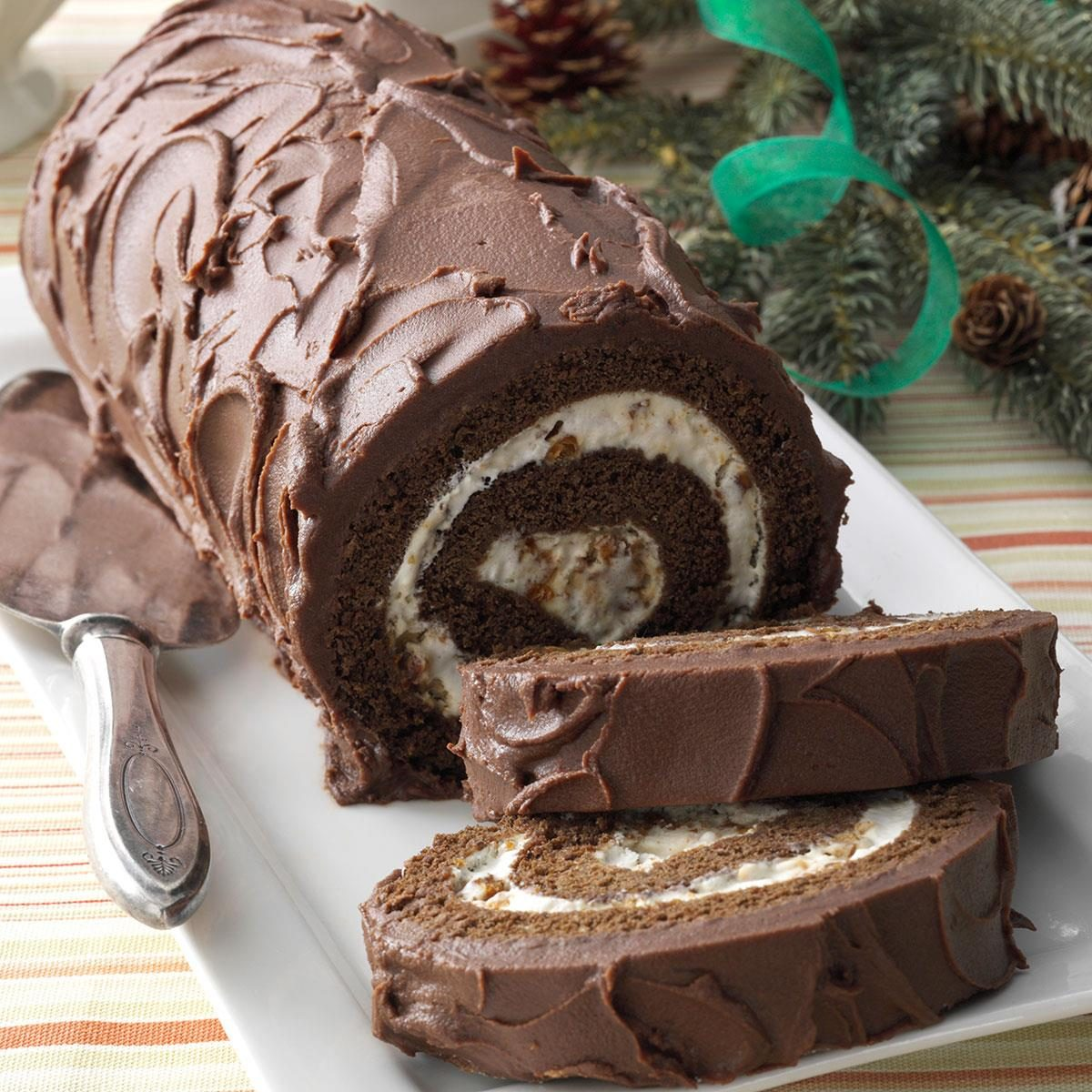 Chocolate Praline Cake Filling