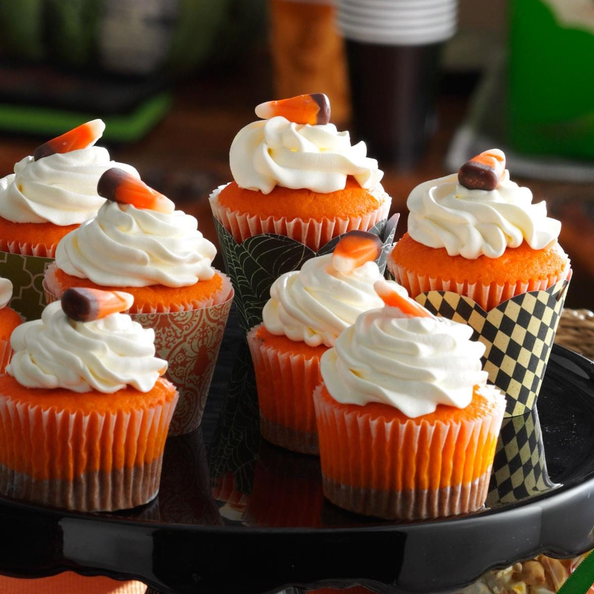 21 Recipes for Halloween Cupcakes | Taste of Home