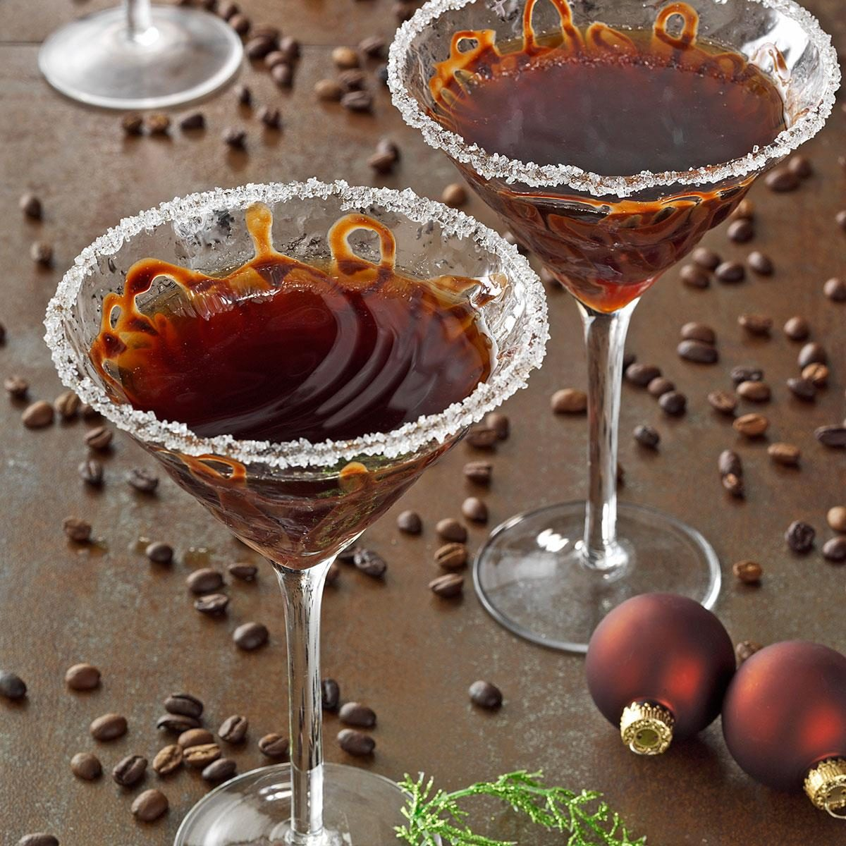 Carrot Cake Martini Recipe