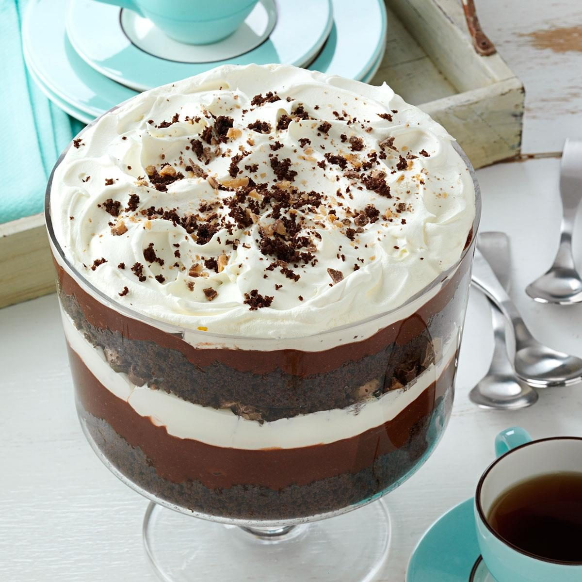 Chocolate Trifle Recipe | Taste of Home