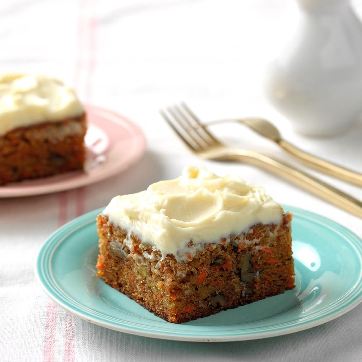 Classic Moist Carrot Cake Recipe